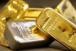 Платина и золото