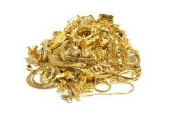 Лом золота 583 пробы