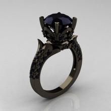 Выбираем черное кольцо