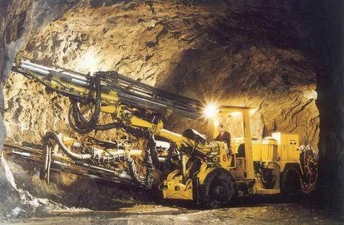 Процесс добычи золота