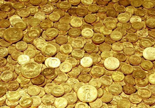 Золотое богатство