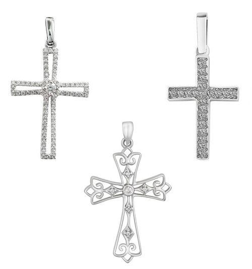 Разные виды крестов