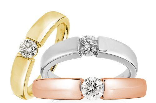 Разные виды золота