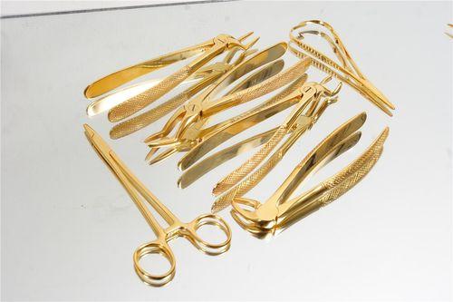 Медицинский сплав под золото
