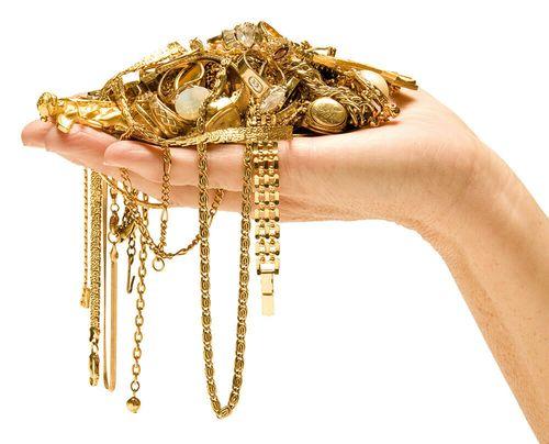 Цыганское золото