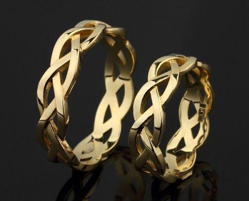 Желтые кольца
