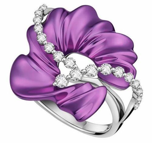 Фиолетовое золото