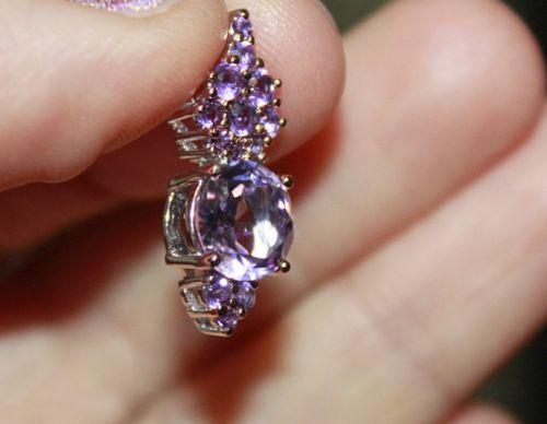 Амулет из пурпурного золота