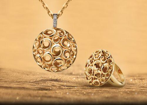 украшений из итальянского золота